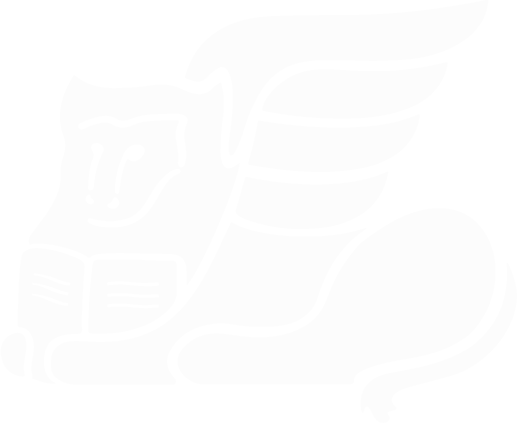 Leone logo Infortunistica san marco bianco